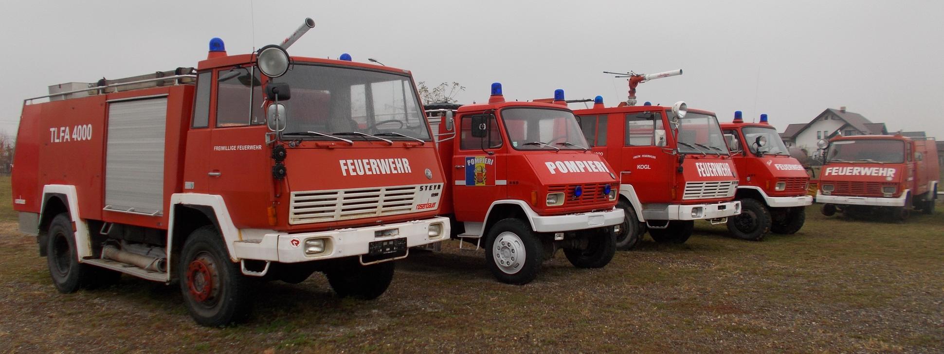 autospeciale pompieri second hand