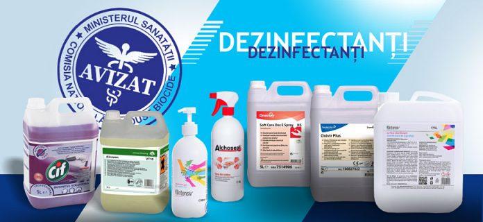 dezinfectanti